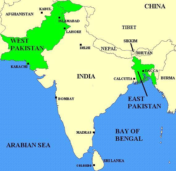 ১৯৪৭ সালে পাকিস্তান রাষ্ট্রের জন্ম হয়। দেশটি ছিল দুইটি অংশে বিভক্ত, ১৯৫২ সাল থেকে ১৯৭১ সাল পর্যন্ত সময়কালের মুক্তিযুদ্ধের আন্দোলন পোস্টার