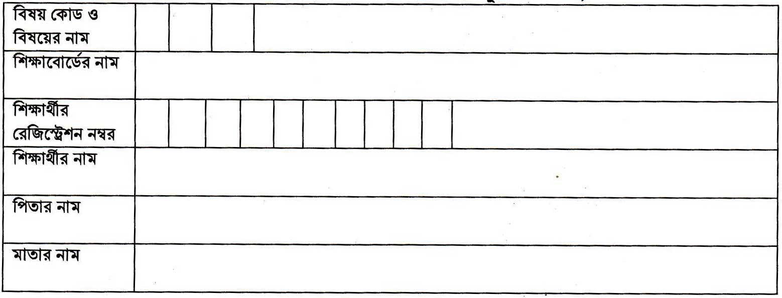 ২০২১ সালের এস.এস.সি পরীক্ষার্থীদের জন্য এ্যাসাইনমেন্ট ও মূল্যায়ন নির্দেশনা